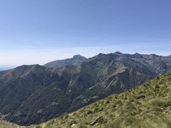 panorama montagna